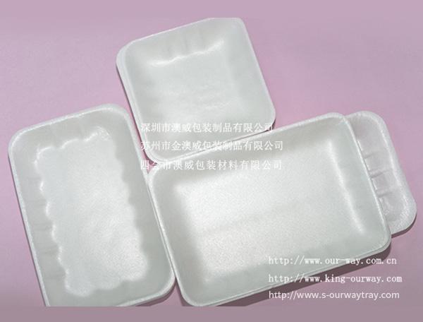 PLA材料食品托盘